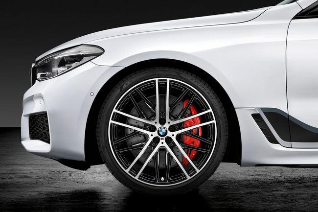 Pack BMW M Performance pour la Série 6 Gran Turismo