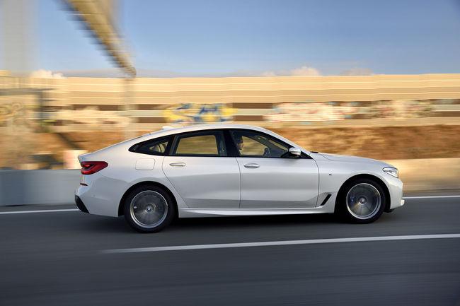 Nouvelle BMW 620d Gran Turismo