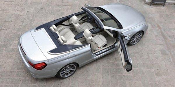BMW dévoile la série 6 cabriolet