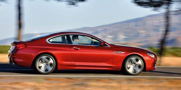 BMW Série 6, le coupé dévoilé