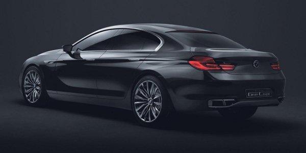 BMW Série 6 Gran Coupé, objectif 2012