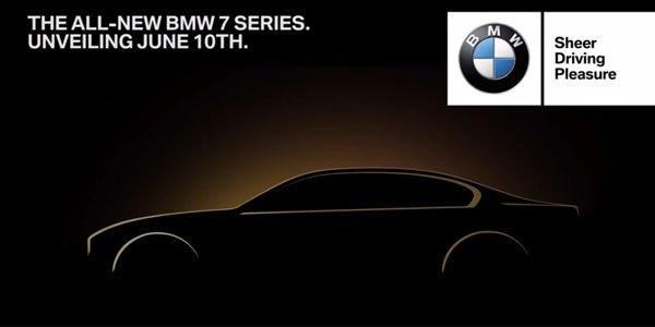 La nouvelle BMW Série 7 dévoilée le 10 juin