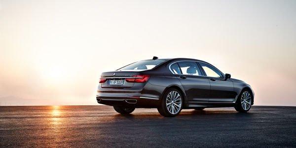 BMW Série 7 2015 : le plein de nouveautés