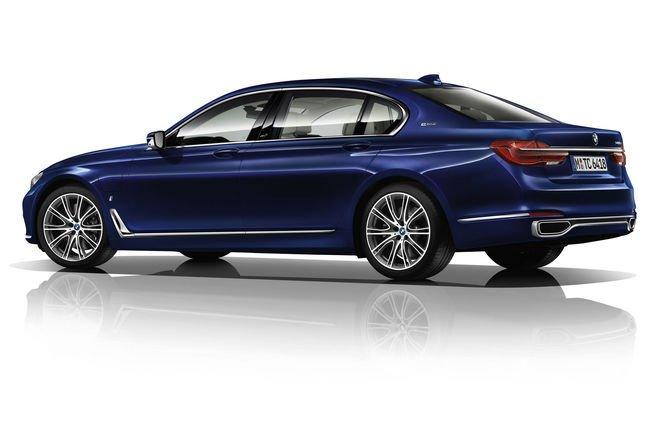 BMW Série 7 Centennial Edition