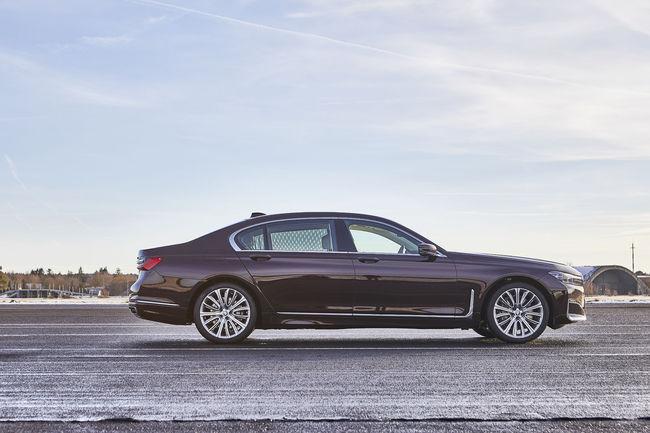 Nouvelles BMW Série 7 plug-in hybrid : avec 394 ch