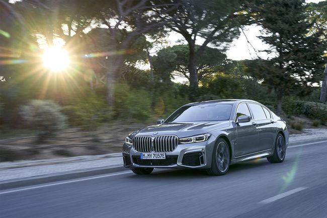 BMW prépare une Série 7 électrique