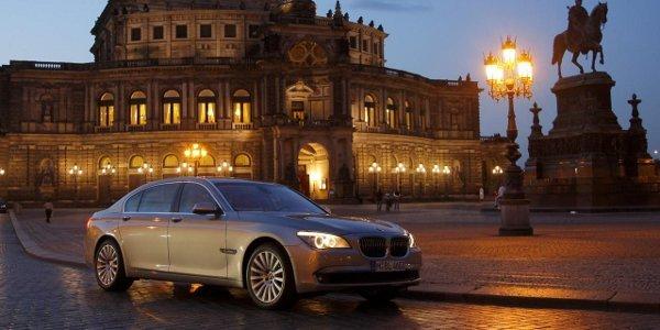 La BMW 730Ld sacrée par les chauffeurs