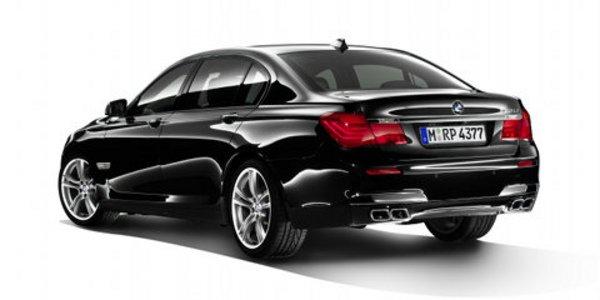 Une BMW Série 7 M en approche ?