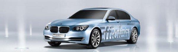 BMW Série 7 ActiveHybrid : c'est tout ?