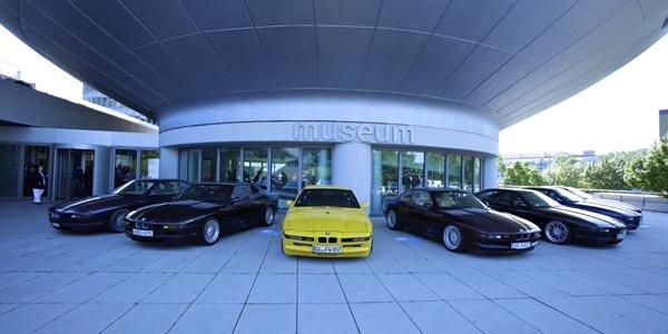 BMW fête les 25 ans de la Série 8
