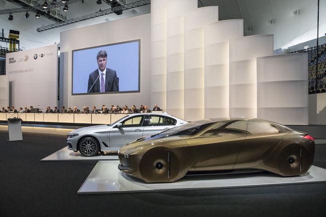 Un teaser pour la future BMW Série 8 Coupé