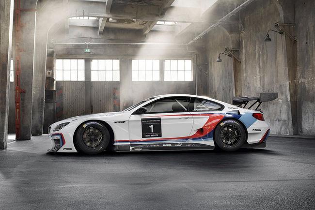 BMW M8 GTE 2018 : première image officielle