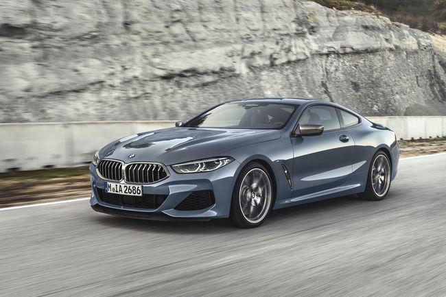 BMW Série 8 Cabriolet par X-Tomi Design