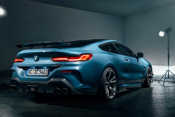BMW Série 8 Coupé par AC Schnitzer