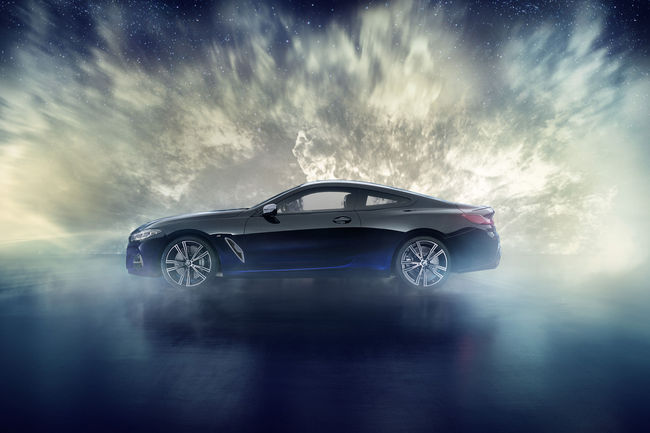 One-off BMW Individual M850i xDrive Coupé Night Sky