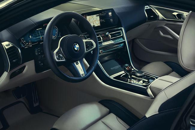 Édition limitée BMW M850i xDrive Coupé First Edition