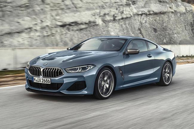 BMW Série 8 Gran Coupé : premier teaser