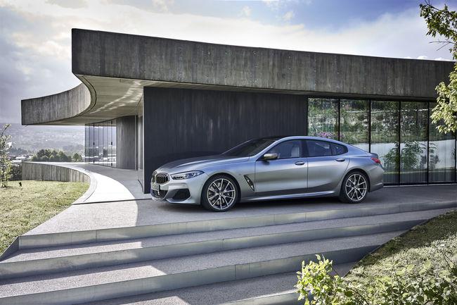 Nouvelle BMW Série 8 Gran Coupé
