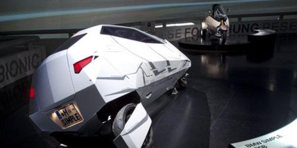 BMW Simple et Clever au musée de Munich