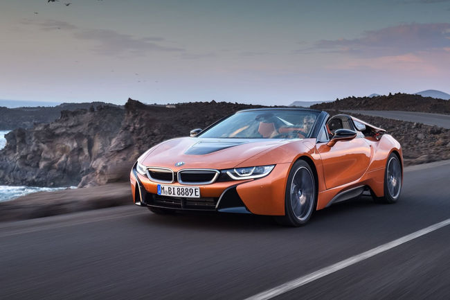 BMW : 100 000 voitures électriques vendues en 2017
