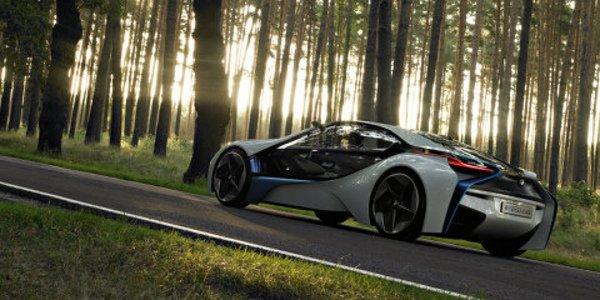 La BMW Vision surprise à Abu Dhabi