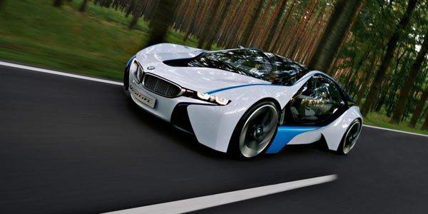 BMW i8 : sans mazout