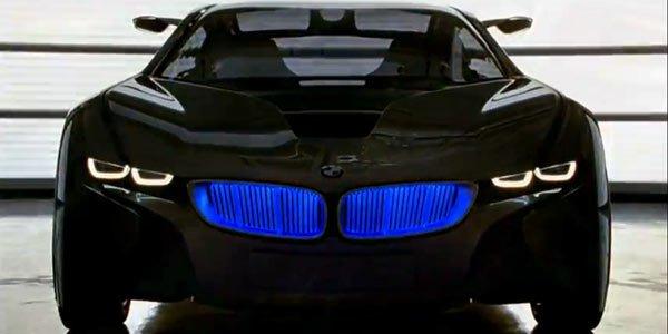 BMW i8 : la publicité