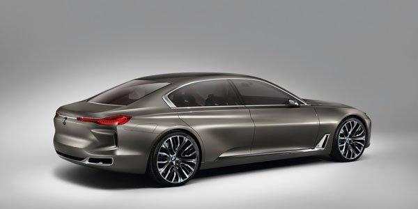 BMW Vision Future Luxury : un aperçu de la prochaine Série 7 ?