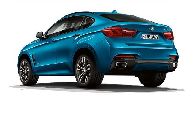 Des éditions spéciales pour les BMW X5 et X6