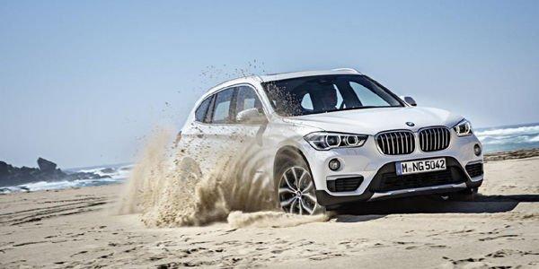 Officiel : nouveau BMW X1