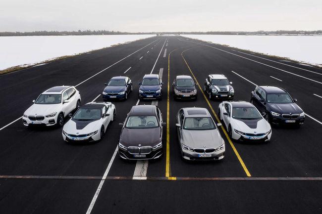 La nouvelle BMW X1 xDrive25Le pour la Chine