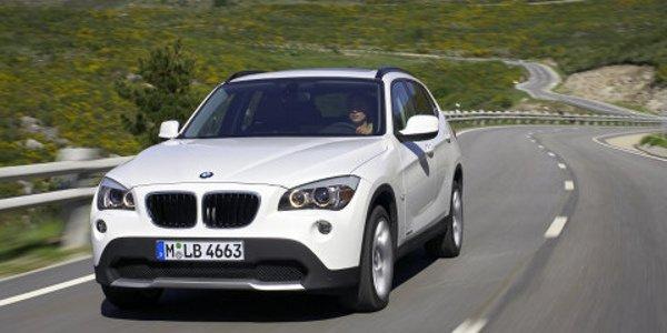 BMW X1 définitif : photos officielles