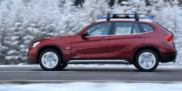 Nouveau moteur pour le BMW X1 28i
