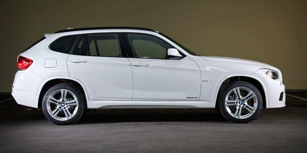 Un BMW X1 M en préparation ?