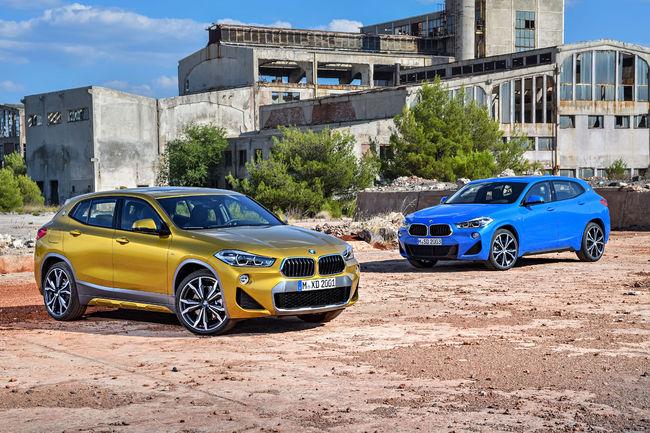 BMW Crossover X2, les tarifs