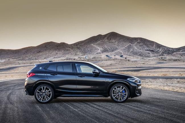 BMW X2 M35i : avec 306 ch sous le capot