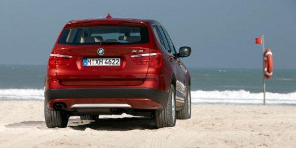 Nouveau BMW X3 2011