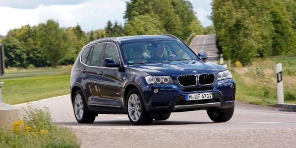 Deux nouveaux blocs pour le BMW X3