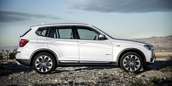 Le BMW X3 fait peau neuve