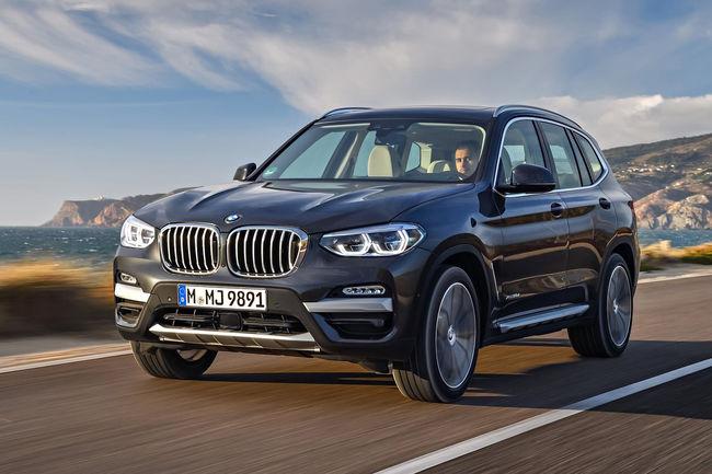 Des BMW X3 et X5 plug-in hybrid en approche