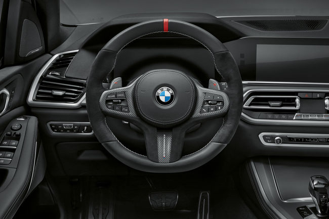 Catalogue M Performance Parts pour BMW X5