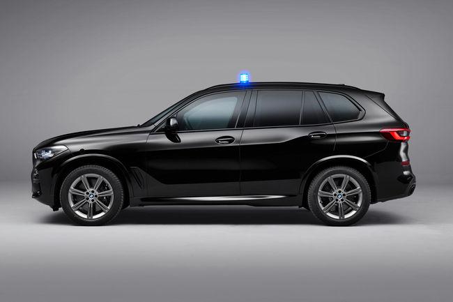 BMW X5 Protection VR6 : à l'épreuve des balles