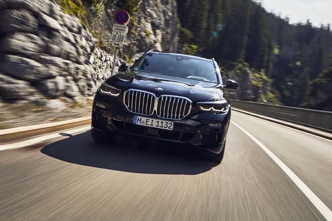 Nouveau BMW X5 xDrive45e