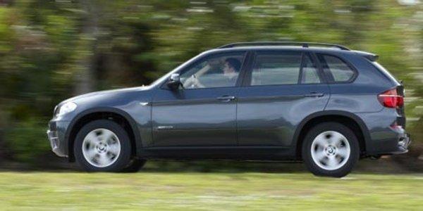 Le BMW X5 s'offre un facelift