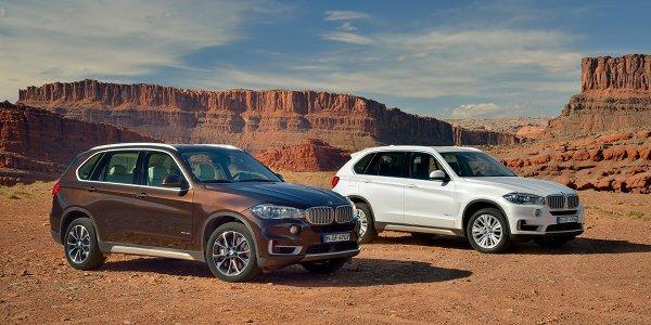 Nouveau BMW X5 F15 : dans la continuité