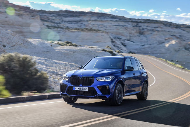 BMW X5 M Competition et X6 M Competition