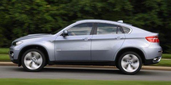 BMW X6 : le cap des 100 000