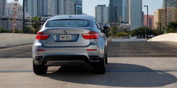 Le BMW X6 ActiveHybrid quitte les USA