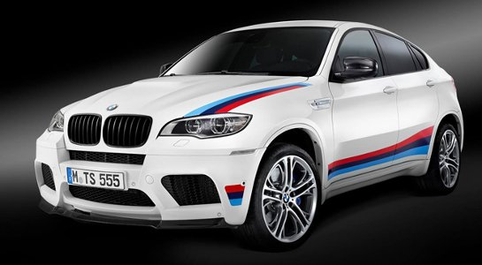 BMW X6 M Design Edition: 100 exemplaires