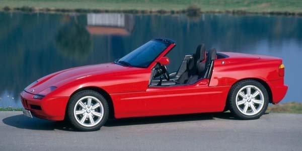 Le BMW Z1 fête ses 25 ans